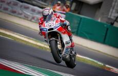 MotoGP Mugello 2017