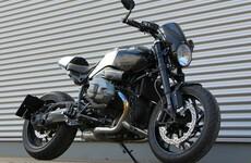 BMW R nineT von ABM