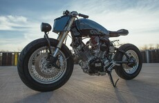Yamaha XV500 Umbau von One-Up Moto Garage