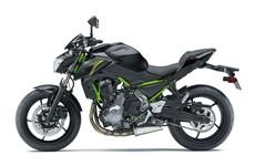Kawasaki Ninja 650 und Z650 2018