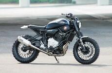 Yamaha 'Super7' XSR von JvB-moto