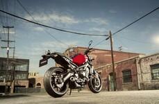 Yamaha XSR700 und XSR900 2018 - Neue Farben