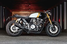 Yamaha XJR1300 Umbau von Macco Motors