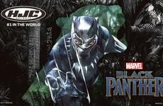 HJC RPHA70 ST Black Panther