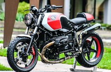 BOS Exhausts - BMW RnineT