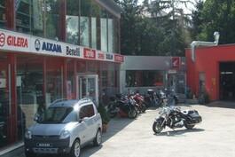 Aixam & Motorrad-Jelinek