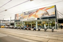 Händler BMW Wien Motorradzentrum