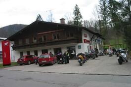 Motorrad-Wagner