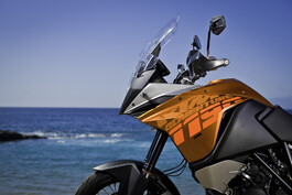 KTM Adventure 1190 - Details