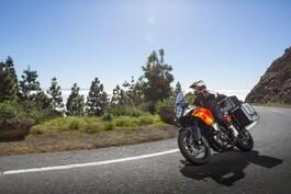 KTM 1190 Adventure - Action
