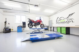 Motorradl Resch