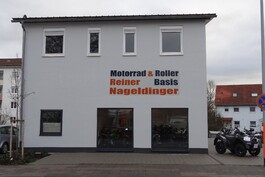 Motorrad Nageldinger
