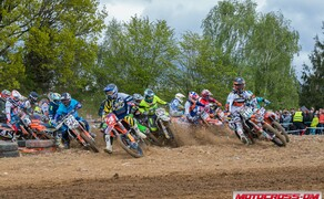Motocross ÖM in Paldau am 17.04.2017