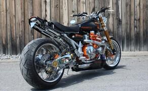 Z1000 Turbo Umbau Von RF Biketech Bild 14