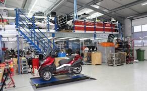 Motorradcenter Benedini Bilder Bild 12