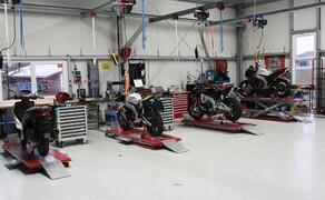 Motorradcenter Benedini Bilder Bild 11