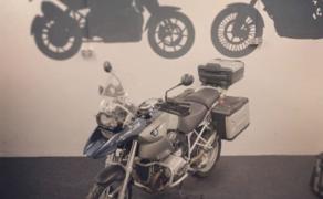 Motorradvermietung Hamburg Bild 9 BMW R 1200 GS luftgekühlt Motorrad Verleih