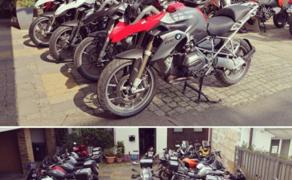 Motorradvermietung Hamburg Bild 2 Motorrad mieten - KTM und BMW Motorräder