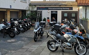 Motorradvermietung Hamburg Bild 1 Motorradvermietung Hamburg von außen - Motorad mieten