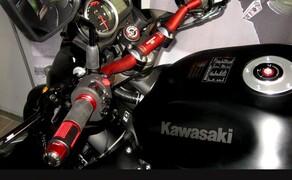 Kawasaki Z750R ABS RIZOMA UMBAU Bild 4 Lenker Rot