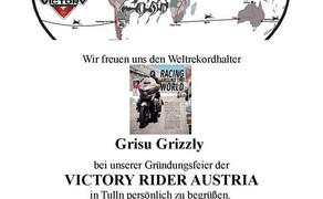 Gründung der VICTORY RIDER AUSTRIA 2017 Bild 1