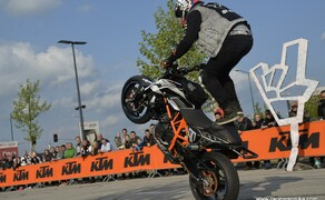 Stuntshow Rok Bagoros - Maximarkt Wels Bild 5