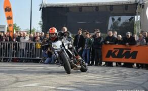 Stuntshow Rok Bagoros - Maximarkt Wels Bild 6