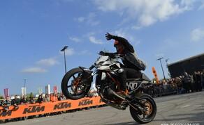 Stuntshow Rok Bagoros - Maximarkt Wels Bild 7