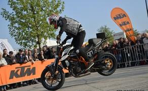 Stuntshow Rok Bagoros - Maximarkt Wels Bild 8