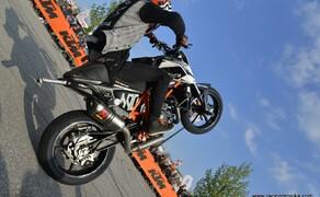 Stuntshow Rok Bagoros - Maximarkt Wels Bild 10