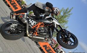 Stuntshow Rok Bagoros - Maximarkt Wels Bild 11