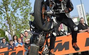 Stuntshow Rok Bagoros - Maximarkt Wels Bild 12