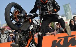 Stuntshow Rok Bagoros - Maximarkt Wels Bild 13