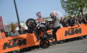 Stuntshow Rok Bagoros - Maximarkt Wels Bild 15