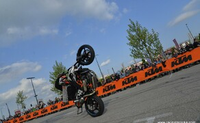 Stuntshow Rok Bagoros - Maximarkt Wels Bild 16