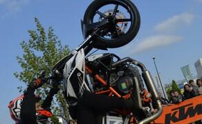 Stuntshow Rok Bagoros - Maximarkt Wels Bild 17
