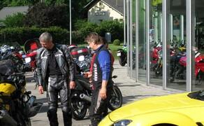 Motorradausfahrt 2008 Bild 9