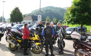 Motorradausfahrt 2008 Bild 10