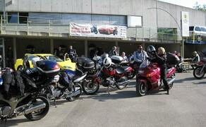 Motorradausfahrt 2008 Bild 15