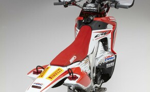 Honda CRF450 Rally Bild 2