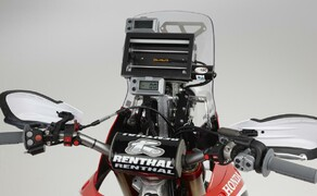 Honda CRF450 Rally Bild 3