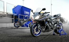 Yamaha Race Blu 2013 Bild 2