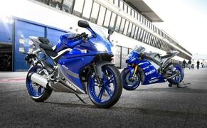 Yamaha Race Blu 2013 Bild 6