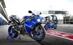 Yamaha Race Blu 2013 Bild 7