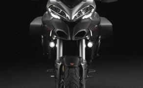 Ducati Multistrada 1200 S, Touring und Pikes Peak Bild 3