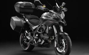 Ducati Multistrada 1200 S, Touring und Pikes Peak Bild 4