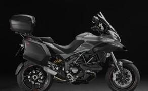 Ducati Multistrada 1200 S, Touring und Pikes Peak Bild 5