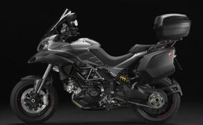 Ducati Multistrada 1200 S, Touring und Pikes Peak Bild 6