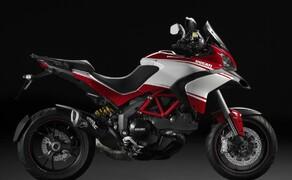 Ducati Multistrada 1200 S, Touring und Pikes Peak Bild 8