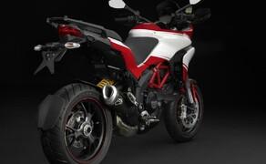 Ducati Multistrada 1200 S, Touring und Pikes Peak Bild 9